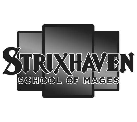 Complete set of Strixhaven: School of Mages Commons (4x)