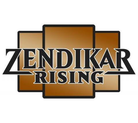 Foil Full Art Basic Land Pack Zendikar Rising (15 cards)