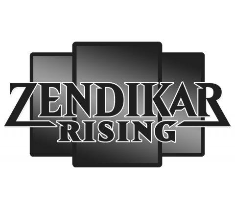 Complete set of Zendikar Rising Commons