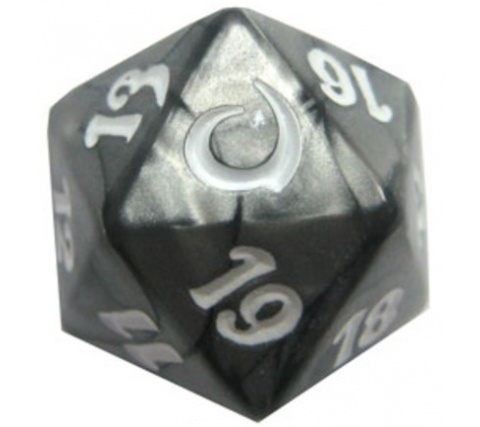 Spindown Die D20 Premium Deck Slivers