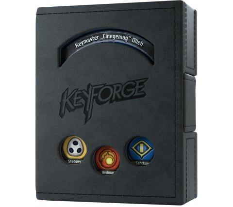 Gamegenic KeyForge Deck Book: Black