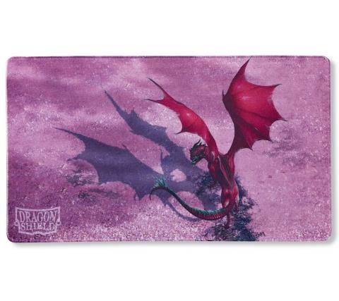 Dragon Shield Playmat Magenta: Fuchsin