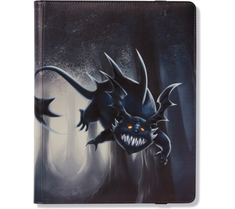 Dragon Shield Card Codex 360 Pocket Portfolio Black: Wanderer