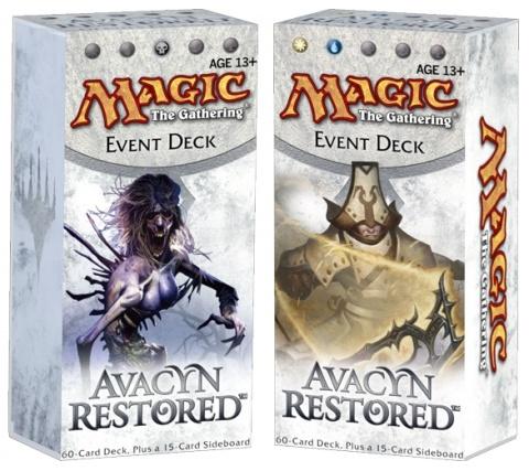 Event Deck Avacyn Restored (set van 2)