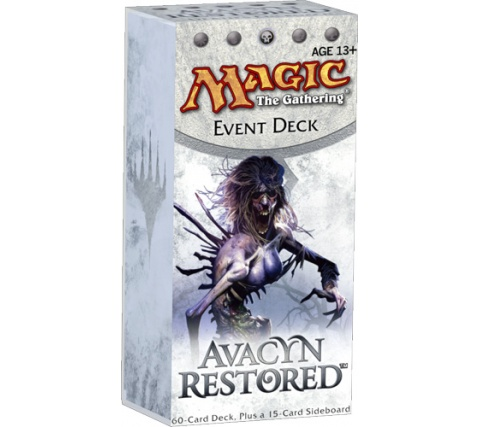 Event Deck Avacyn Restored: Death's Encroach