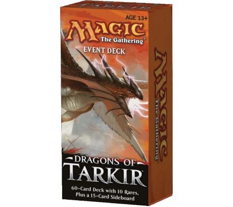 Event Deck Dragons of Tarkir: Landslide Charge