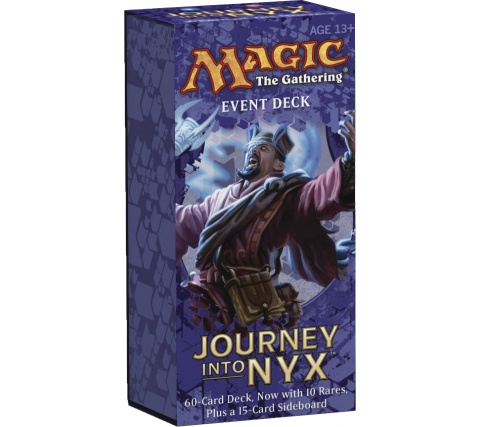 Journey into Nyx Event Deck Wrath of the Mortals Magic MtG