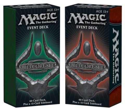 Event Deck Magic 2013 (M13) (set van 2)