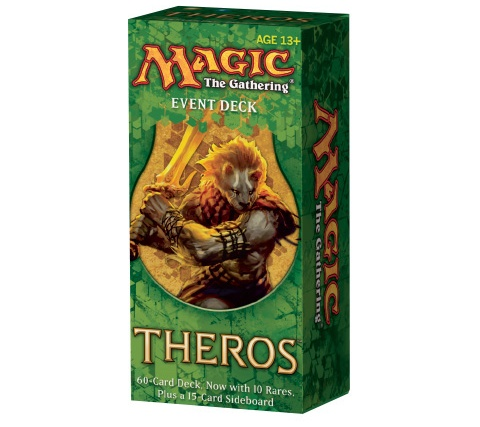 Event Deck Theros: Inspiring Heroics