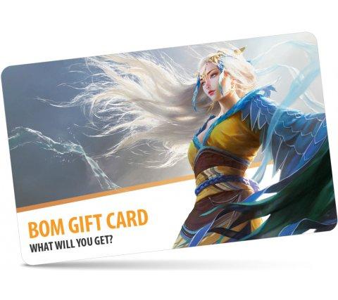 Bazaar of Magic gift card: 100 euros