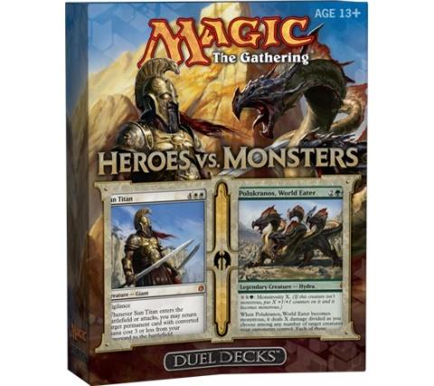 Duel Decks: Heroes vs. Monsters