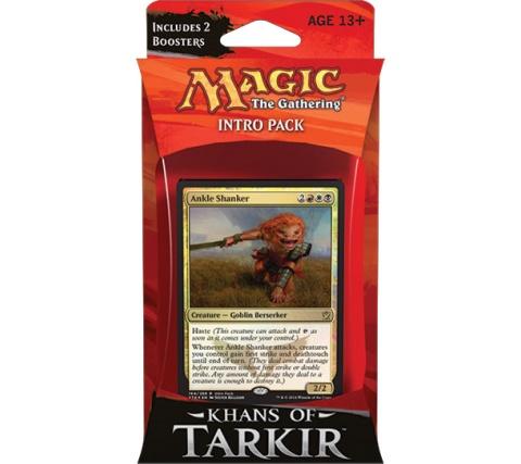 Intro Pack Khans of Tarkir: Mardu Raiders
