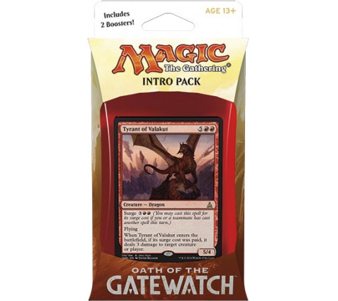 Intro Pack Oath of the Gatewatch: Surge of Resistance
