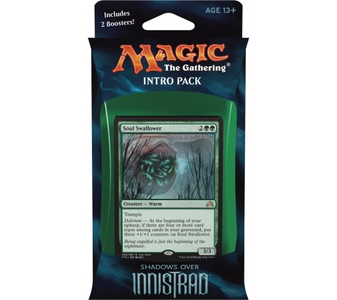Intro Pack Shadows over Innistrad: Horrific Visions