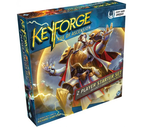 KeyForge Starter Set: Age of Ascension