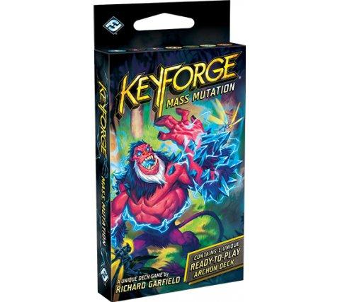 KeyForge Archon Deck: Mass Mutation