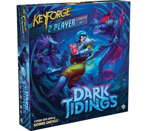 KeyForge Starter Set: Dark Tidings