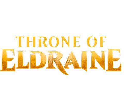 Complete set Throne of Eldraine Commons