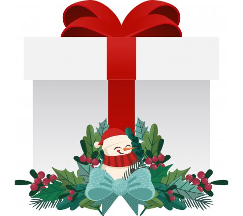 Mystery Gift Box: Deluxe