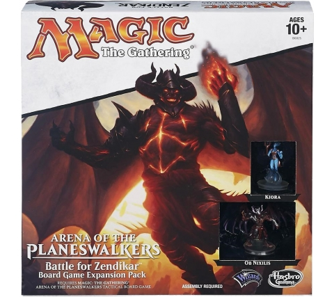 Magic Board Game Expansion - Battle for Zendikar
