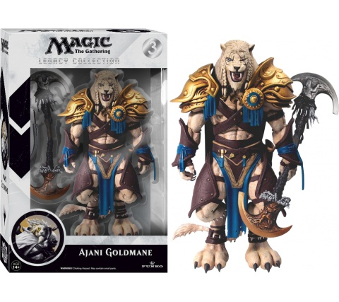 Legacy Figure: Ajani Goldmane