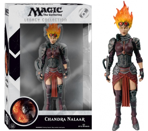 Legacy Figure: Chandra Nalaar