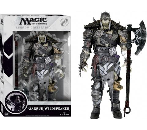 Legacy Figure: Garruk Wildspeaker