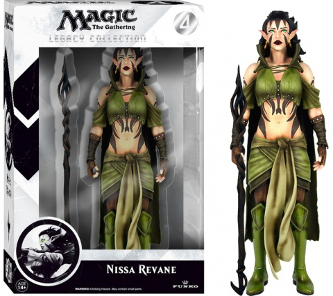 Legacy Figure: Nissa Revane
