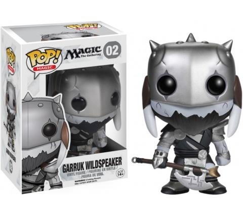 POP! Figure: Garruk Wildspeaker