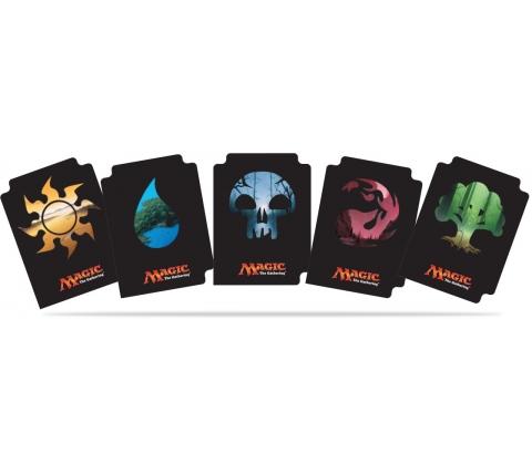 Magic Card Dividers Mana Lands (15 stuks)