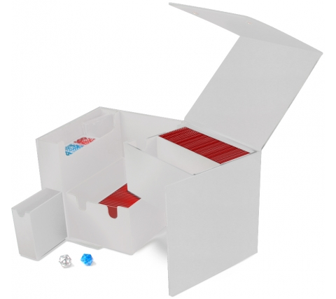 Cube Box: Cub3 Solid White