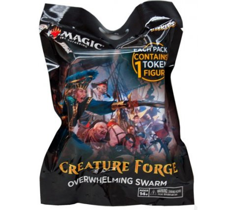 Creature Forge Tokens: Overwhelming Swarm