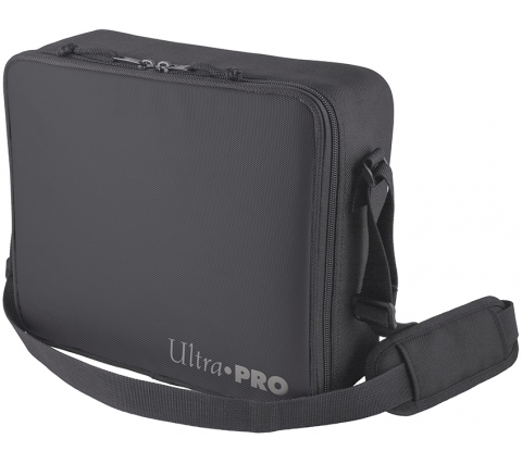 Portable Gaming Case Deluxe Black
