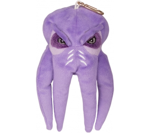 Pluche Dice Pouch Mind Flayer