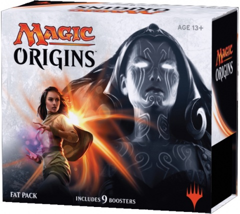 Magic Card Box Magic Origins