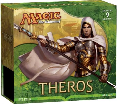 Magic Card Box Theros
