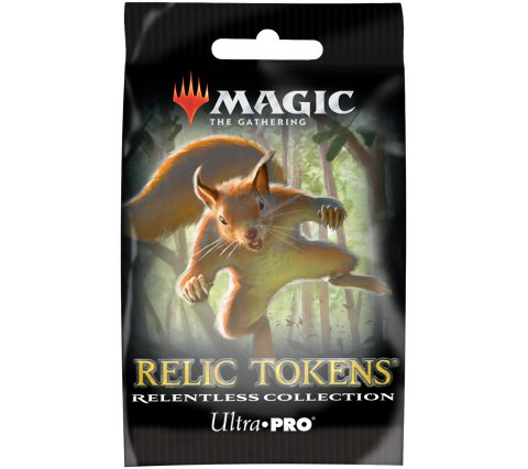 Relic Tokens Pack: Relentless Collection