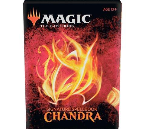 Signature Spellbook: Chandra
