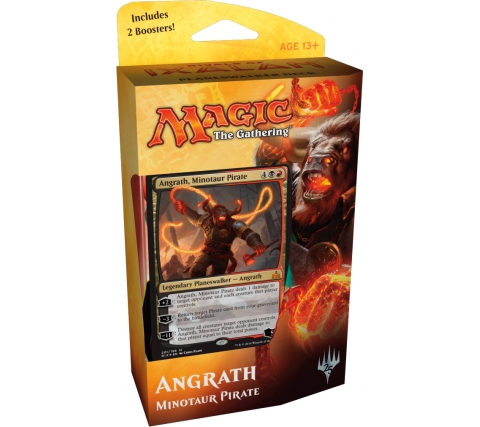 Planeswalker Deck Rivals of Ixalan: Angrath
