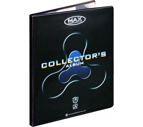 9 Pocket Portfolio Max Protection Black
