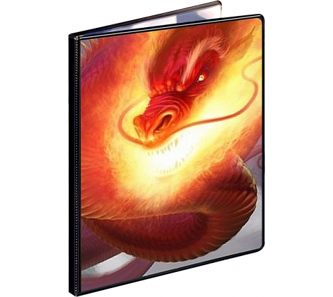 9 Pocket Portfolio Inferno Dragon