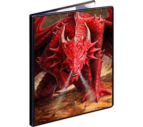 4 Pocket Portfolio Wrath of the Dragon