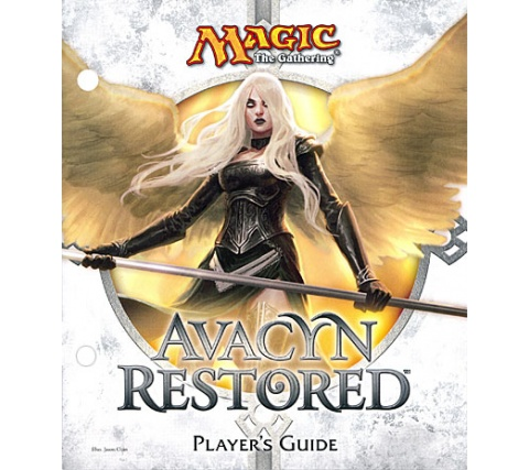 Player's Guide Avacyn Restored