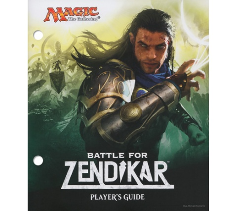 Player's Guide Battle for Zendikar