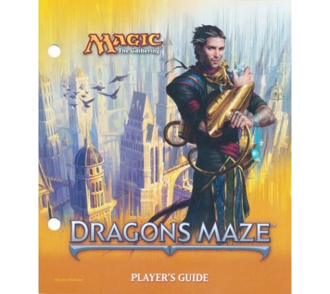 Player's Guide Dragon's Maze
