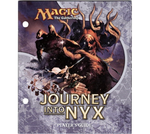 Player's Guide Journey into Nyx