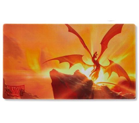 Dragon Shield Playmat Yellow: Elichaphaz