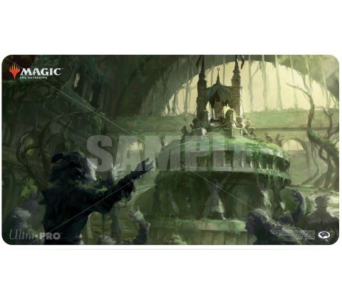 Playmat Guilds of Ravnica: Overgrown Tomb