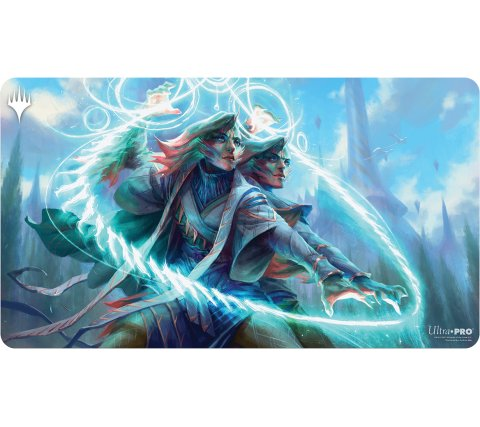Playmat Commander 2021: Adrix and Nev, Twincasters