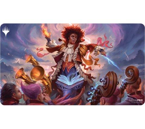 Playmat Commander 2021: Zaffai, Thunder Conductor